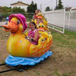 ubba Duck Family con salita
